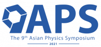 Asian Physics Symposium 2021